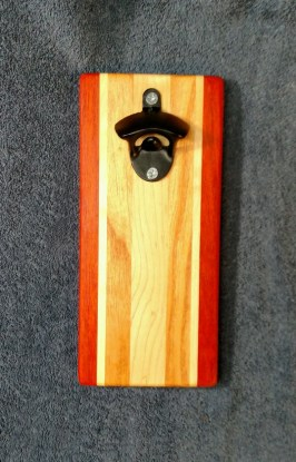 Magic Bottle Opener 18 - 111. Wall mount.