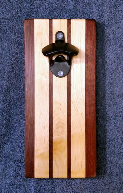 Magic Bottle Opener 18 - 115. Wall mount.