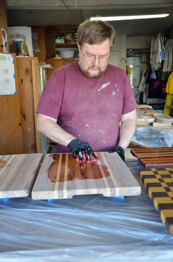 VCM Cutting Board 21