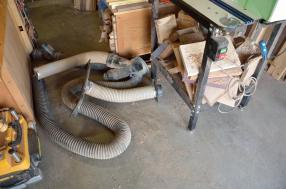 Hoses got thrown to the floor when I had to dig out the dead machine.