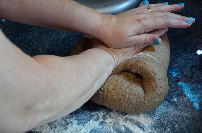 Spent Grain Bread 01