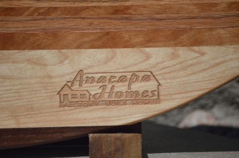 Large Surboard 15 - 01a Anacapa