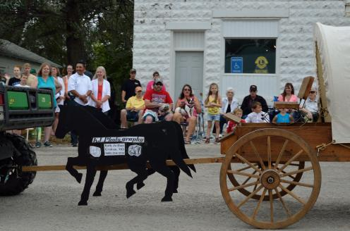Graham Street Fair Parade 51