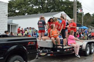 Graham Street Fair Parade 59