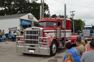 Graham Street Fair Parade 77