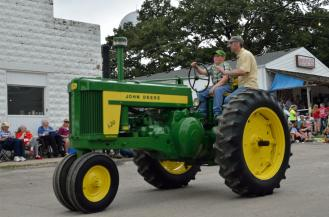 Graham Street Fair Parade 89