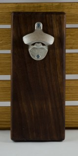 Magic Bottle Opener 16 - 071. Black Walnut.