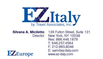 EZ Italy Business Card