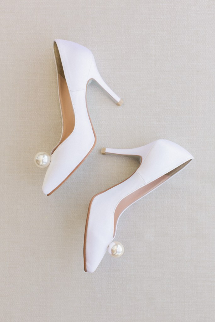 Prada wedding shoes, Moxie Bright Events
