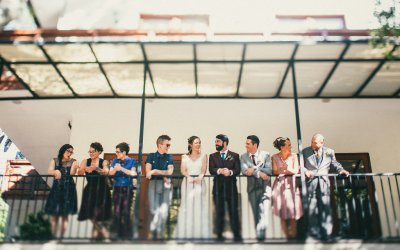 Nerd Chic Fall Wedding at The 1909   Kendal & Dave