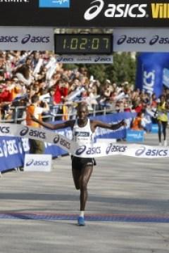 Medio Maraton madrid 2012 campeon