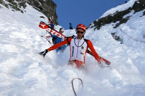 Kilian Jornet vencedor en Alpiniski 2013