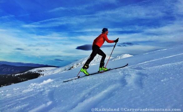 La Sportiva: Primeras capas para skimo y  trail running.