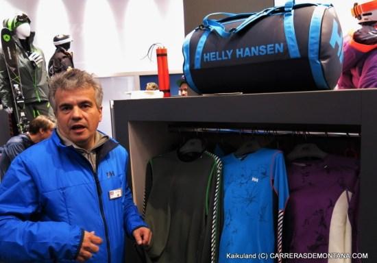Helly Hansen: Panorama primeras capas 2016/17