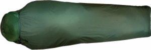 Funda Vivac Hawk Impermeable Verde Higlander Pro-Force BIV001