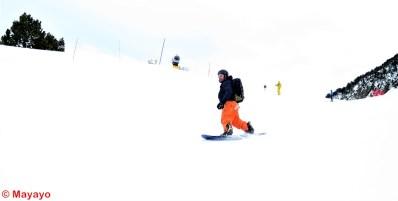 saint lary estacion esqui francia. Foto Mayayo