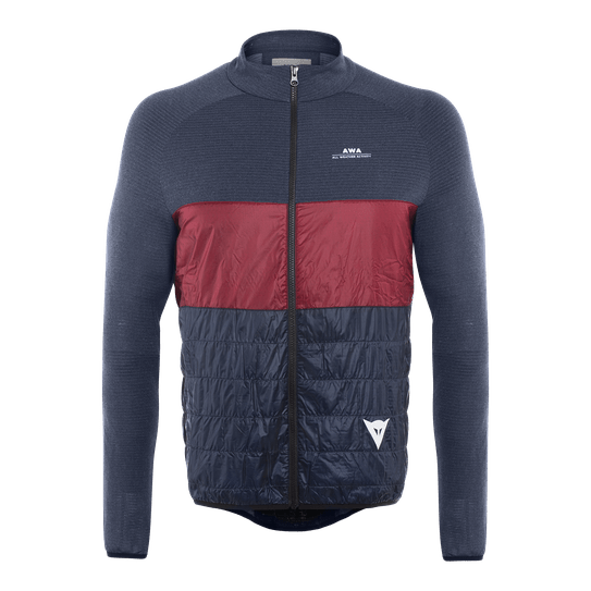 Dainese awa hybrid jacket cortavientos ciclismo