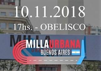 Milla Urbana Ciudad Buenos Aires 2018 2