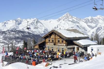 Graechen: Bergrestaurant Hannighuesli
