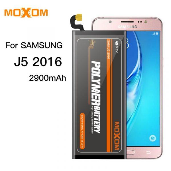 MOXOM-Battery-For-SAMSUNG-GALAXY-J5-J5-PRIME-2900mAh-J510-J510FN-J510F-J510G-J510Y-Samsung-Phone