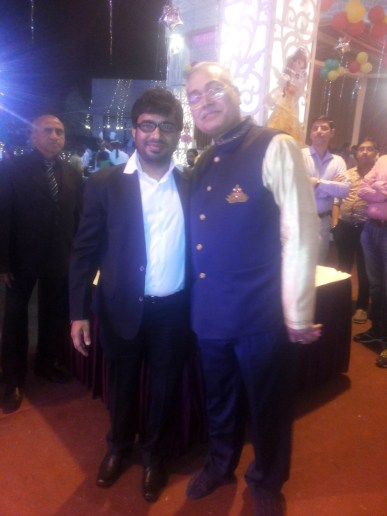 Raj Mahajan & ACP Dinesh Sharma