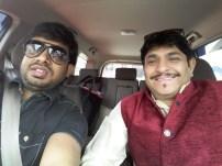 Raj Mahajan & Kavi Dr Sunil Jogi