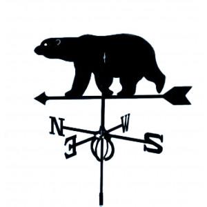 """Купить Флюгер """"Медведь""""+ крепление bk"""