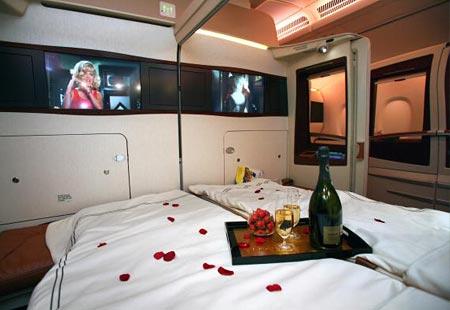 Private suite в Аirbus-a380