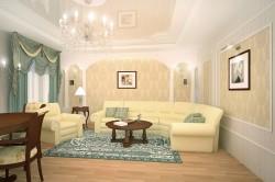 diseño clásico de sala de estar Disee Una Sala De Estar Con Un Estilo Clsico Una Visin