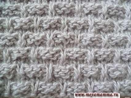 Modelli per sciarpe per maglieria con maglieria a maglia per la sciarpa invernale