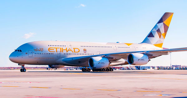 В отпуск на Мальдивы с Etihad Airways
