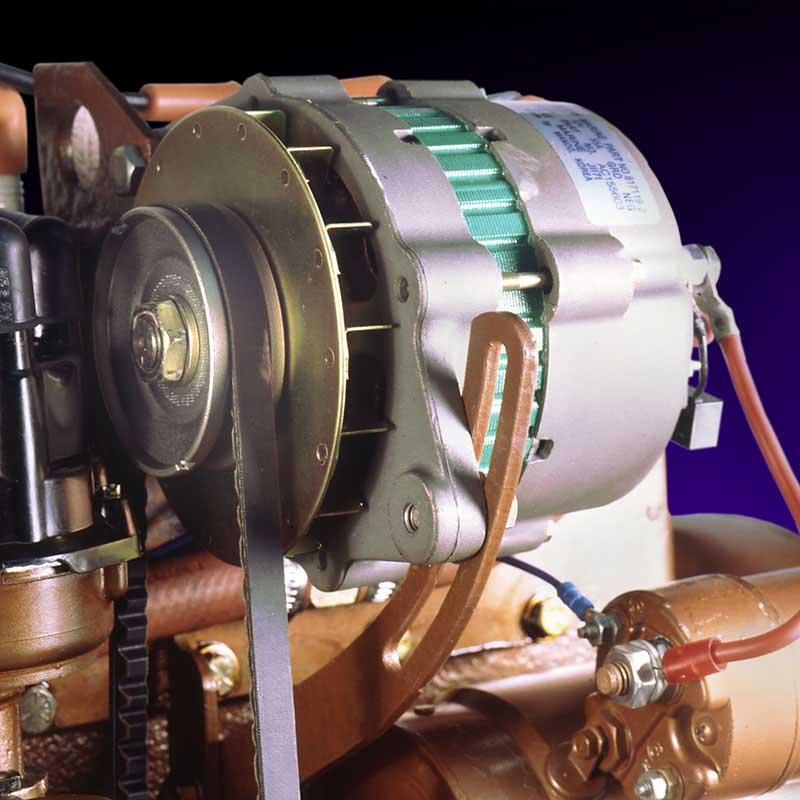 Alternator 55 Amp API New