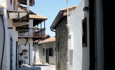 индивидуальные экскурсии в деревню Калопонайотис Кипр