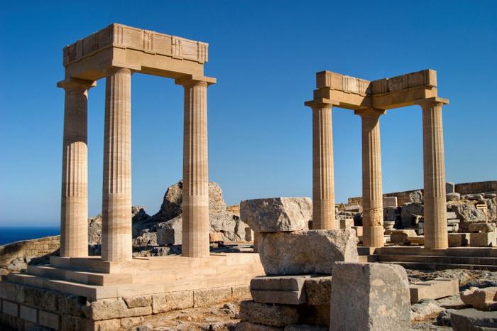 храм Афродиты Пафос