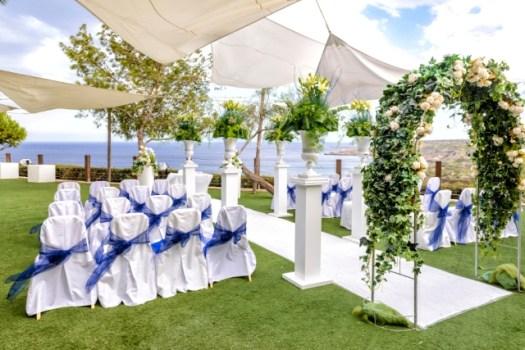 свадьба в Grecian Park Протарас