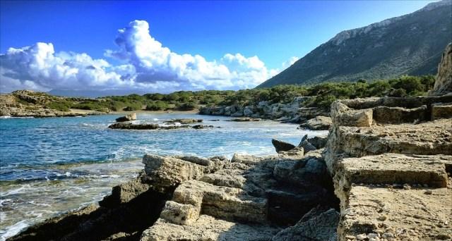 полуостров Акамас Кипр