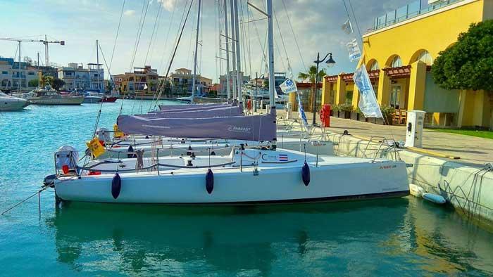 Аренда гоночной яхты FAREAST 28R Лимассол