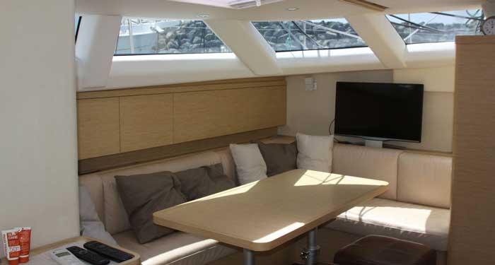 арендовать парусную яхту на Кипре Лимассол shipman 63
