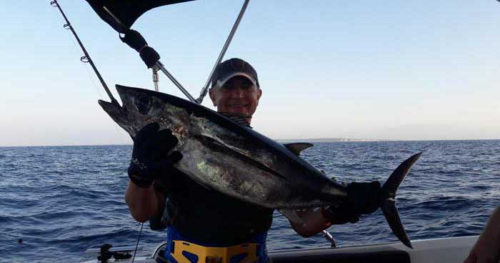 Морская рыбалка в Лимассоле аренда яхты Паркер