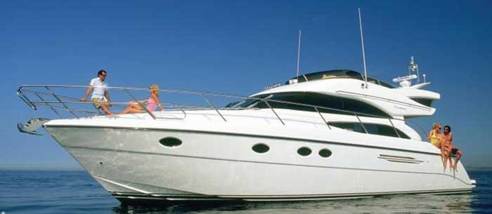 аренда яхты на Кипре Princes 50 в Лимассоле