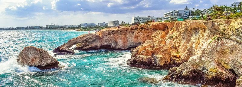 Переезд на Кипр в Айя-Напу