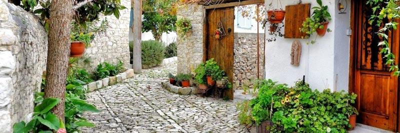Лания деревня Кипр