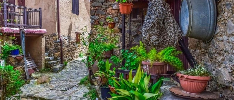 Самые интересные деревни Кипра