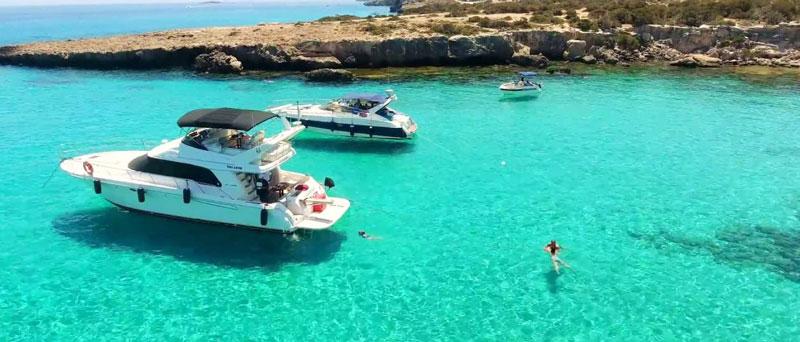 чартер яхт на Кипре