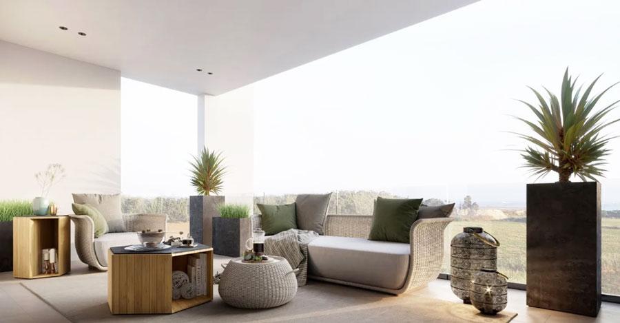 Купить апартаменты в комплексе Sunset Gardens Кипр