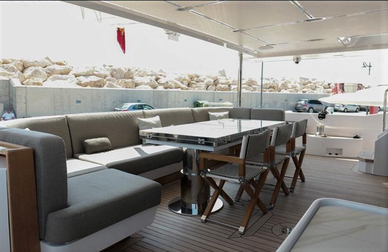 яхты azimut grande 35m Кипр дилер