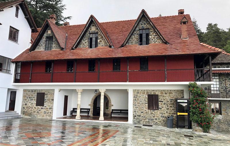 экскурсии в монастырь Троодитисса Кипр