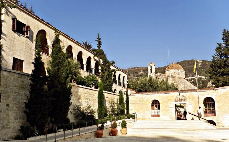 Монастырь Святого Неофита на Кипре экскурсии