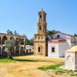 Монастырь Святого Пантелеймона в деревне Мирту (Чамлибель, Кирения)