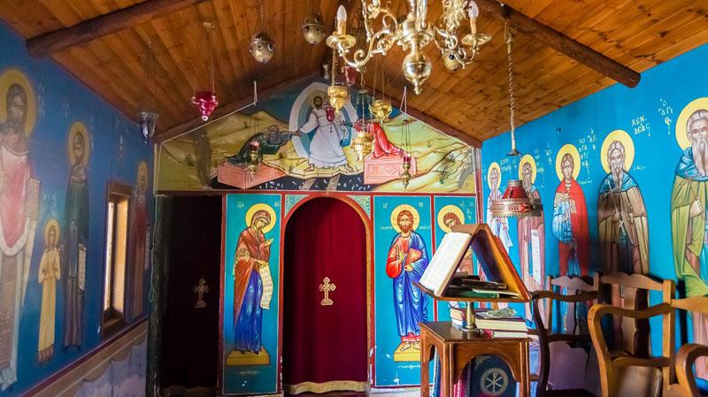 Монастырь Святой Марины и Рафаила Ларнака